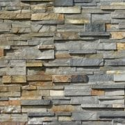 Here is a close up shot of stone siding in seacoast nh. We are siding contractors in seacoast nh and the surrounding area.